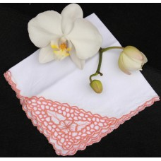 Cutwork Hand kerchief