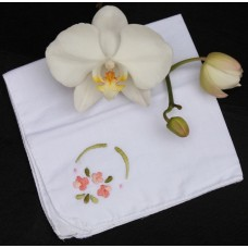 Hand Embroideried Hand kerchief