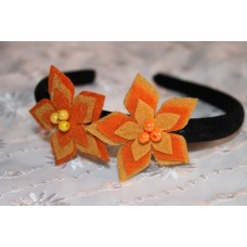 Felt Flower hairband